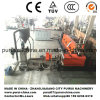 Rigid PE Flakes Plastic Cutting Machine with Water Ring Die Face Cutting