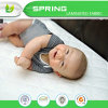 Amazon Hot Selling Fitted Waterproof Quilted Crib Pad Cover