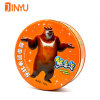 Wholesale Tin Cookie Containers with Cartoon Design