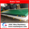 Big Channel Shaking Table for Coltan Dressing Plant in Uganda