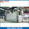 16 Baskets Double Door Aluminum Aging Oven/Furnace in Aluminum Extrusion Machine Line