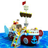 Pirate Indoor Soft Playground Equipment on Stock