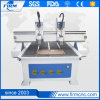 Double Spindles CNC Router Wood Furniture Making Machine