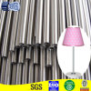Round bright steel pipe for table lamp