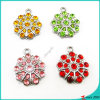 Wholesale Crystal Pendant for bracelet Charms (MPE)