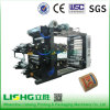 Lisheng Hot Sale 4 Color Printing Machine