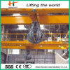 Bridge Crane with Handling Grab Overhead Crane