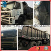2006 450HP/Strong-Engine Available-Chassis Front-Discharging 30~40ton/18cbm Volvo Used Dump Truck