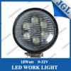 12V 24V LED Tractor Working Light with Rubber Cover