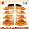 Fashionable Supermarket Vegetable and Fruit Wooden Display Shelf (Zhv9)