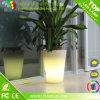 Garden Flower Pot with LED