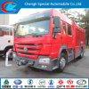 Good Performance 5000-7000L Sinotruk Fire Fighting Truck