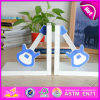 2015 Hot Sale Wood Guitar Bookend, Wooden Sujetalibros, Cute Wooden Guitar Bookend, Wooden Guitar Bookend for Student W08d062b