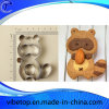 Customize Stainless Steel Animal Raccoon Biscuits Mold Cookie Cutter