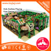 Commercial Jungle Theme Park Kids Playground Indoor Maze
