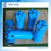 R32 T38 T45 Retrac Thread Button Bit for Borehole Drilling