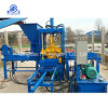 Qt3-20 Semi-Automatic Interlocking Brick Making Machine