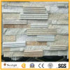 Natural Cheap Slate/Quartz Culture Stone for Wall Cladding