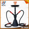 Glass Craft Smoking Pipe 2 Pipes Set Hookah Set