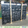 Silver Dragon Marble Tiles Black Marble Slabs for Flooring/Wall Tiles/Countertops