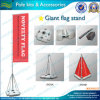 4/5/7m Outdoor Giant Banner Flagpole Aluminum Flag Banner