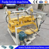 Germany Technology Qt40-3A Solid Mobile Concrete Hollow Block Machine