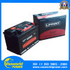 Maintenance Free Rechargeable Car Battery for 12V 75ah Mf