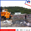 Pully Manufacture Original Kawasaki Main Pump Mobile Trailer Concrete Mixer Pump Hot Sale in Indonesia (JBT40-P)
