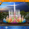 High Stainless Colorful Fountain