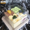 Unbleached Pulp Sugarcane Food Container for Salad Hot Cold Food