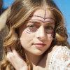 Face Gems Crystal Diamond Sticker in Rhinestones Face Jewelry (S009)