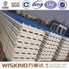 PU/EPS/Rockwool Sandwich Panel Insulation Panel for Steel Structure