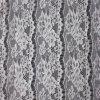 New Design Ruffled Mesh Luxury Dress Eyelash Lace Fabric