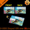 Hawaili Landscape Gift Card USB Pen Drive (YT-3101)