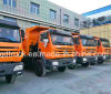 Beiben truck and beiben dump truck with 12 wheel