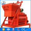 Forcing Type & Twin Shaft Concrete Mixer Js1000