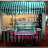 2.2m Popsicle Ice Cream Cart for Sale