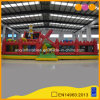 New Design Pirater Fun City Inflatable Bouncer Slide (AQ13197)