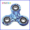 Camouflage Blue EDC Fidget Toy LED Hand Spinner