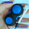 New Design Funny Colorful Mini Fidget Spinner Game Handle