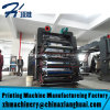High Precision Flexographic Printing Machine with Roll Paper Plastic Film Non Woven