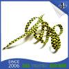Soft Fabric Woven Printing Custom Round Shoelace