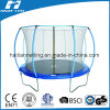 Lantern Shaped 14FT Trampoline with Safety Net for Kids