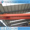 Construction Machinery 20 T Electric Hoist Trolley Double Girder Overhead Crane