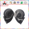 Wushi High Quality Universal Black 12V/48V Electronic Horn