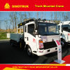 Sinotruk HOWO 4X2 10 Tons Truck Mounted Crane for Sale
