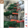 Inclined Type Axial Flow Water Pump with Circulation