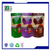 Flat Bottom Kraft Paper Bag for Vegetables Packaging