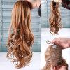 Fashion Kanekalon Synthetic Ponytail Hair Extension