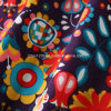 16Wales Cotton Reactive Printed Corduroy Fabric for Garments